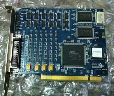 (C) 1998,Cyciades Carpar ation-8yo pci v2.00
