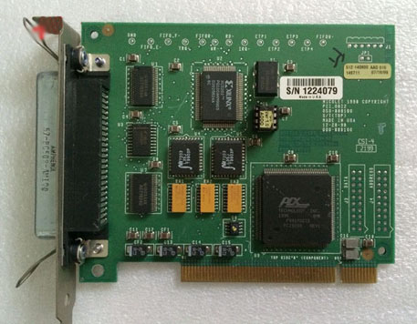 NICOLET 1998 COPYRIGHT PCI_0BI2 050-888100 512-143800