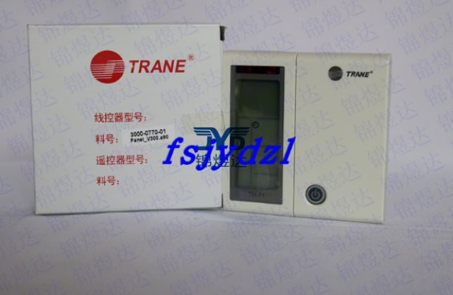 TM-71 3000-0770-01 Trane Air Conditioning