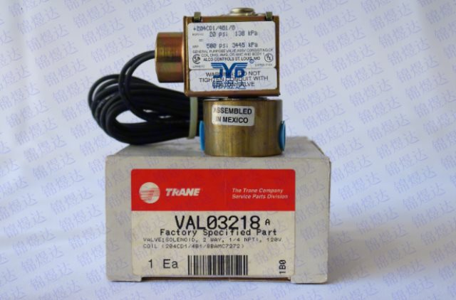 Trane Air Conditioning X13320472-01CUP2 VAL03218