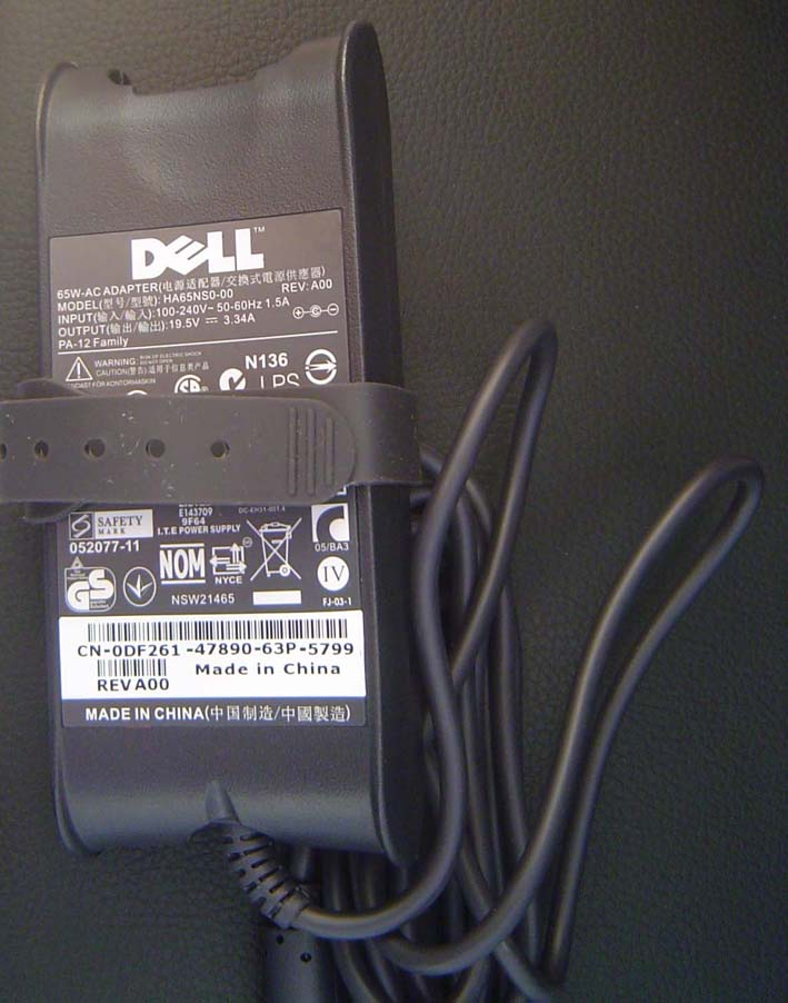Dell AC Adapter Charger for HA65NS2-00 PA